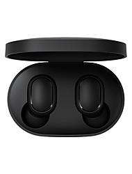 Недорогие -Xiaomi Redmi AirDots Bluetooth Wireless Earbuds TWS True Беспроводные наушники Беспроводное Спорт и фитнес Bluetooth 5.0 С подавлением шума С регулятором громкости Sweatproof