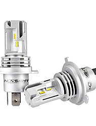 cheap -2pcs H7 / H4 / H11 Car Light Bulbs 55 W 10000 lm Fog Lights For universal All Models All years