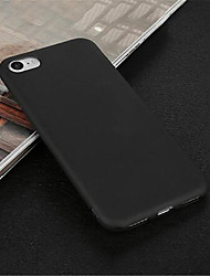 cheap -Case For Apple iPhone 11 / iPhone 11 Pro / iPhone XS Shockproof / Ultra-thin Back Cover Solid Colored TPU