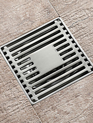 cheap -Drain New Design Contemporary Stainless Steel 1pc - Bathroom Floor Mounted