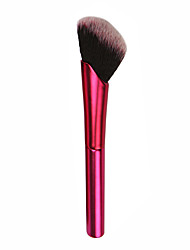 cheap -Professional Makeup Brushes 1 Piece Cute New Design Sexy Lady Synthetic Hair Aluminium for Makeup Brush