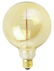 cheap -1pc 40 W E26 / E27 Warm White Decorative Incandescent Vintage Edison Light Bulb 200-240 V