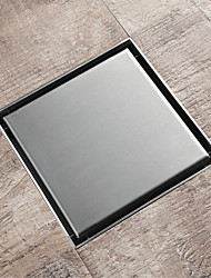 cheap -Drain New Design Contemporary Stainless Steel 1pc Floor Mounted