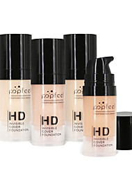 cheap -5 Colors Liquid Foundation Wet / Matte / Mineral Whitening / Moisture / Concealer Face Makeup Cosmetic