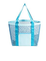 abordables -Polyester Fermeture Bagage à Main Couleur unie Quotidien Fuchsia / Rose / Bleu Pâle