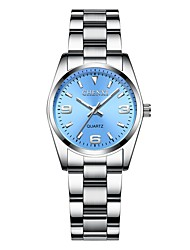cheap -CHENXI® Women's Quartz Watches Analog Quartz Formal Style Luxury Casual Watch / One Year / Stainless Steel / Stainless Steel