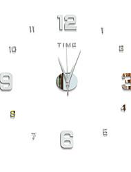 cheap -Wall ClockModern Contemporary Fashion Acrylic Irregular Indoor
