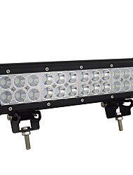 cheap -The new LED light bar 72W work light auto spot light modified ceiling light bar