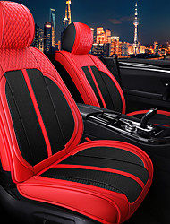cheap -5Pcs / Set Five Seats Car Seat Cushion Four Seasons General Purpose Sports Car Seat Cover Compatible With Airbag
