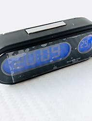 Недорогие -автомобиль мини электронные часы часы авто приборная панель часы светящийся термометр