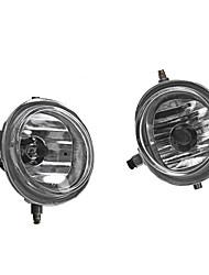 Недорогие -1 шт. Передние противотуманные фары лампы прозрачный объектив с галогенными лампами h11 желтая пара для mazda 2 3 6 cx5 cx7
