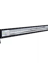 cheap -1pcs 42 Inch Tri-row 594W LED Work Light Bars Flood Spot Combo Beam White for Jeep Truck Off Road