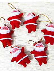 Недорогие -Рождественский декор / Новогодние подарки / Товары для Рождественской вечеринки Товары для отпуска 1 PCS Новый год / Рождество / Halloween