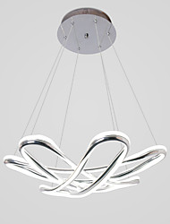 cheap -LED® 3-Light Sputnik Chandelier Ambient Light Painted Finishes Aluminum LED 110-120V 220-240V Warm White Cold White