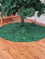 cheap -Holiday Decorations New Year's / Christmas Decorations Christmas Trees / Christmas / Christmas Ornaments Party / Decorative Green 1pc