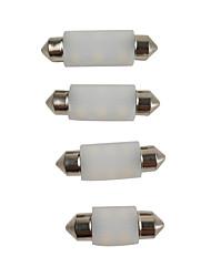 cheap -Elegant Milky White Color 6W C5W 31MM 36MM 39MM 41MM LED Bulbs