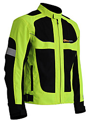 cheap -RidingTribe Men's Cycling Jacket Bike Winter Jacket Motorcyle Clothing Top Thermal / Warm Windproof Quick Dry Sports Lycra Winter Grey / Black / Green Mountain Bike MTB Motocross Clothing Apparel