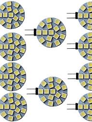 cheap -10pcs 3 W LED Bi-pin Lights 300 lm G4 G5 15 LED Beads SMD 5050 9-30 V