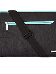 cheap -12 Inch Laptop / 13.3 Inch Laptop / 14 Inch Laptop Sleeve / Shoulder Messenger Bag / Briefcase Handbags Polyester Unisex Waterpoof Shock Proof