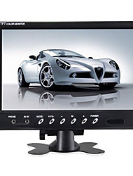 cheap -9 Inch TFT LCD Monitor - 800x480 NTSC/PAL Headrest Mount Frame Two Way Video Input 7W