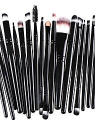 cheap -Professional Makeup Brushes 20pcs Cute Soft New Design Comfy Plastic for Makeup Brush