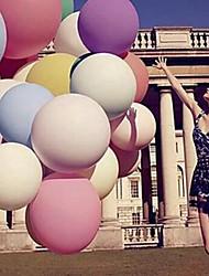 Недорогие -36 дюймов большой размер латексный шар фото опора свадьба украшение