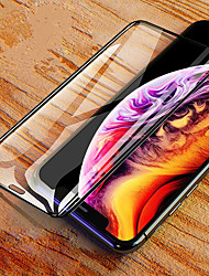 cheap -Apple Screen Protector for iPhone 11 / 11 Pro / 11 Pro Max 9H Hardness Front Screen Protector 1 pc Tempered Glass iPhone X / XS / XR / XS Max