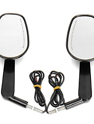 cheap -Black Rear Mirrors Turn Signals For Harley Davidson V-ROD Muscle VRSCF 09-17