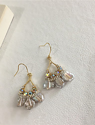 cheap -Women's Earrings Vintage Style Butterfly Joy Imitation Pearl Earrings Jewelry Gold For Gift Daily Festival 1 Pair