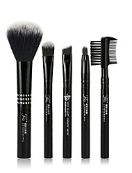 cheap -Professional Makeup Brushes 5 pcs Soft Full Coverage Comfy Plastic for Foundation Brush Makeup Brush Eyeshadow Brush