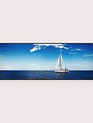 cheap -Framed Art Print Framed Set - Landscape Scenic PS Photo Wall Art