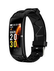 cheap -E58 Smart Band Heart Rate Blood Pressure Monitor Sport Gym Wear Activity Tracker Fitness Smartband Watch for Apple Iphone Xiaomi