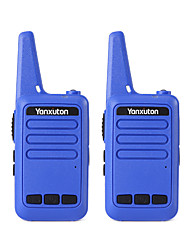 cheap -Parent-child Outdoor Self-driving Hotel Ultra-thin Mini Walkie-talkie Available For Ktv 2 Pirces