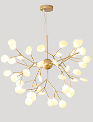 cheap -45-Light EMPEROR LANG 80 cm New Design / Adorable Chandelier Metal Acrylic Painted Finishes Modern / Nordic Style 110-120V / 220-240V