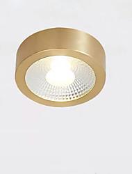 cheap -QIHengZhaoMing Spot Light Ambient Light Brass Metal 110-120V / 220-240V