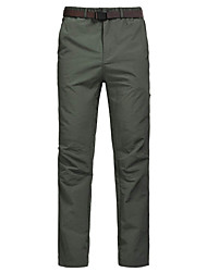 cheap -Men's Hiking Pants Winter Outdoor Windproof Breathable Quick Dry Soft Pants / Trousers Bottoms Hunting Fishing Climbing Dark Grey Army Green Khaki L XL XXL XXXL 4XL / Wear Resistance
