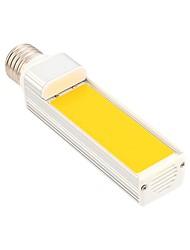 cheap -YWXLight® LED Bulbs E27 COB 9Watts 800-900LM Cool White LED Corn Light LED Horizontal Plug Light (AC 85-265V) LED Light Bulbs