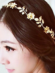 cheap -Women's Fashion Alloy Headbands Hair Jewelry Party Date