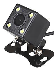 Недорогие -ziqiao pla system 4 светодиодный автомобиль ночного видения обратный мониторинг автоматическая парковка водонепроницаемый 170-градусный HD видео камера резервного
