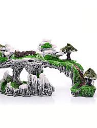 cheap -Guyun New Dragon Shaped Rockery Decoration for Aquarium