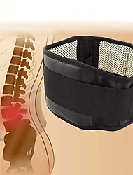 cheap -Tourmaline Self-Heating Magnetic Therapy Lumbar Support Waist Protection Belt