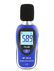 cheap -RZ Sound Level Meters Digital Sound Level Meter Sonometros Noise Audio Leve Meter 30-130dB Decibels Tester GM1352 Sound Meter