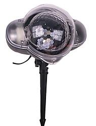 cheap -1pc 6 W Lawn Lights Garden Light Outdoor Lighting Projector Light White 100-240 V Outdoor Lighting / Courtyard 1 LED Beads