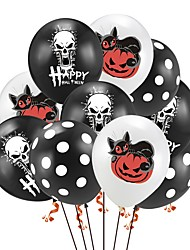 cheap -Holiday Decorations Halloween Decorations Halloween Entertaining Novelty Black / White / Yellow 15pcs