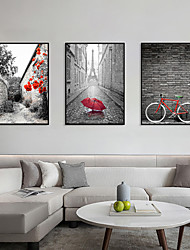 cheap -Framed Art Print Framed Set - Landscape Scenic PS Photo Wall Art