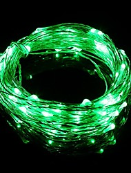 cheap -YWXLight® LED String Fairy Lights Waterproof 2M 20LED Copper Wire Fairy String Light Christmas Wedding Party Decoration AA Battery (No batteries)