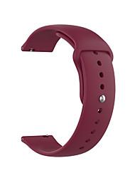 abordables -bracelet de montre pour samsung galaxy regarder active 2 dragonne de silicone de bande de sport de samsung galaxy active 2 40mm / 44mm
