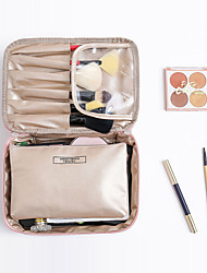 cheap -Travel Luggage Organizer / Packing Organizer / Toiletry Bag / Cosmetic Bag Multifunctional / Large Capacity / Waterproof Simple Nail Remover / Hand Cream / Acrylic Nail PU Leather / Nylon Everyday