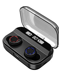 cheap -LITBest X11 TWS True Wireless Earbuds Wireless Noise-Cancelling Stereo Dual Drivers with Microphone HIFI for Sport Fitness