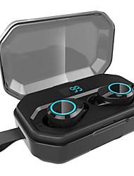 Недорогие -LITBest X6 Pro TWS True Беспроводные наушники Беспроводное Путешествия и развлечения Bluetooth 5.0 С подавлением шума Стерео Двойные драйверы
